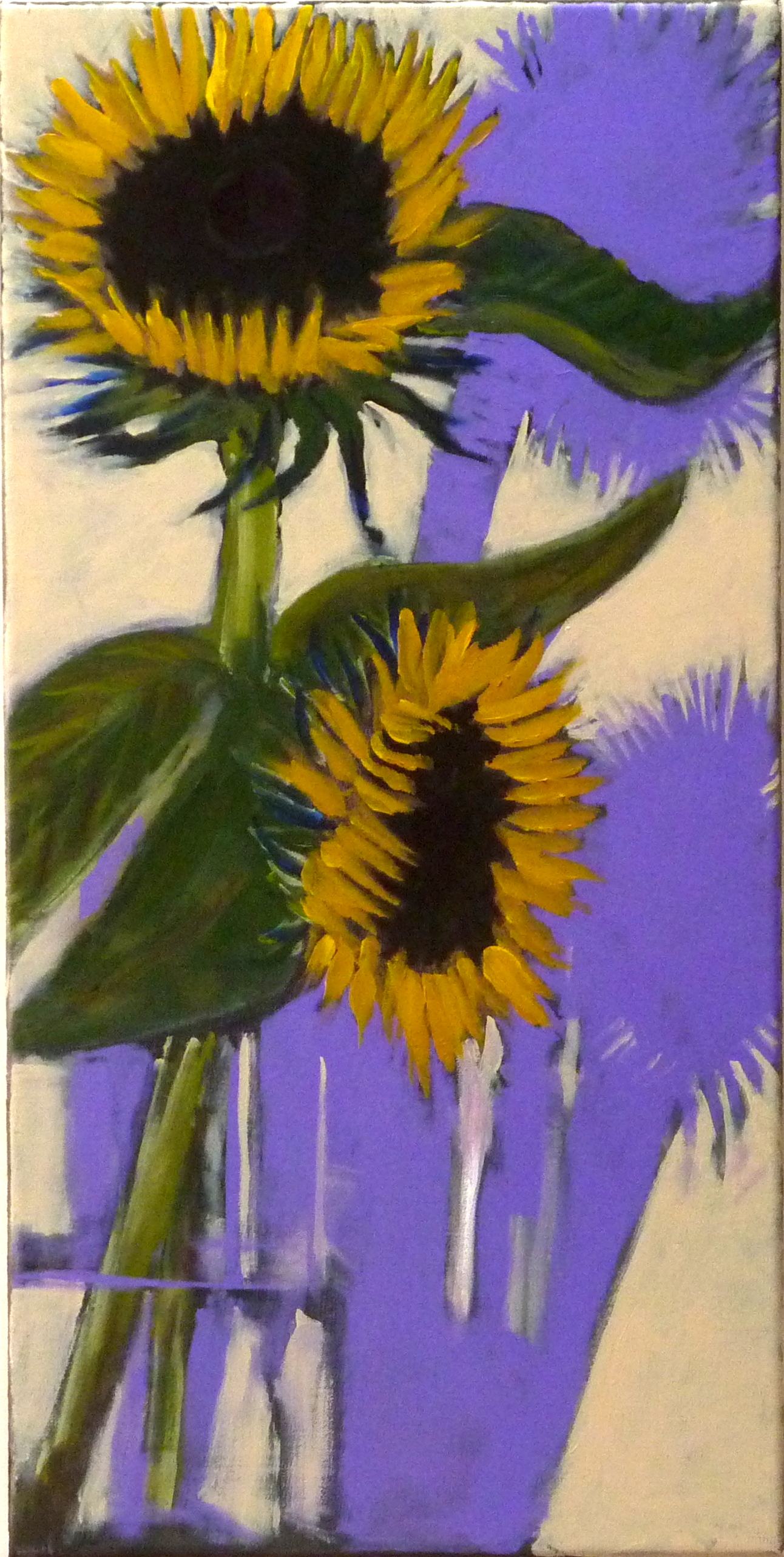 2 Sunflowers