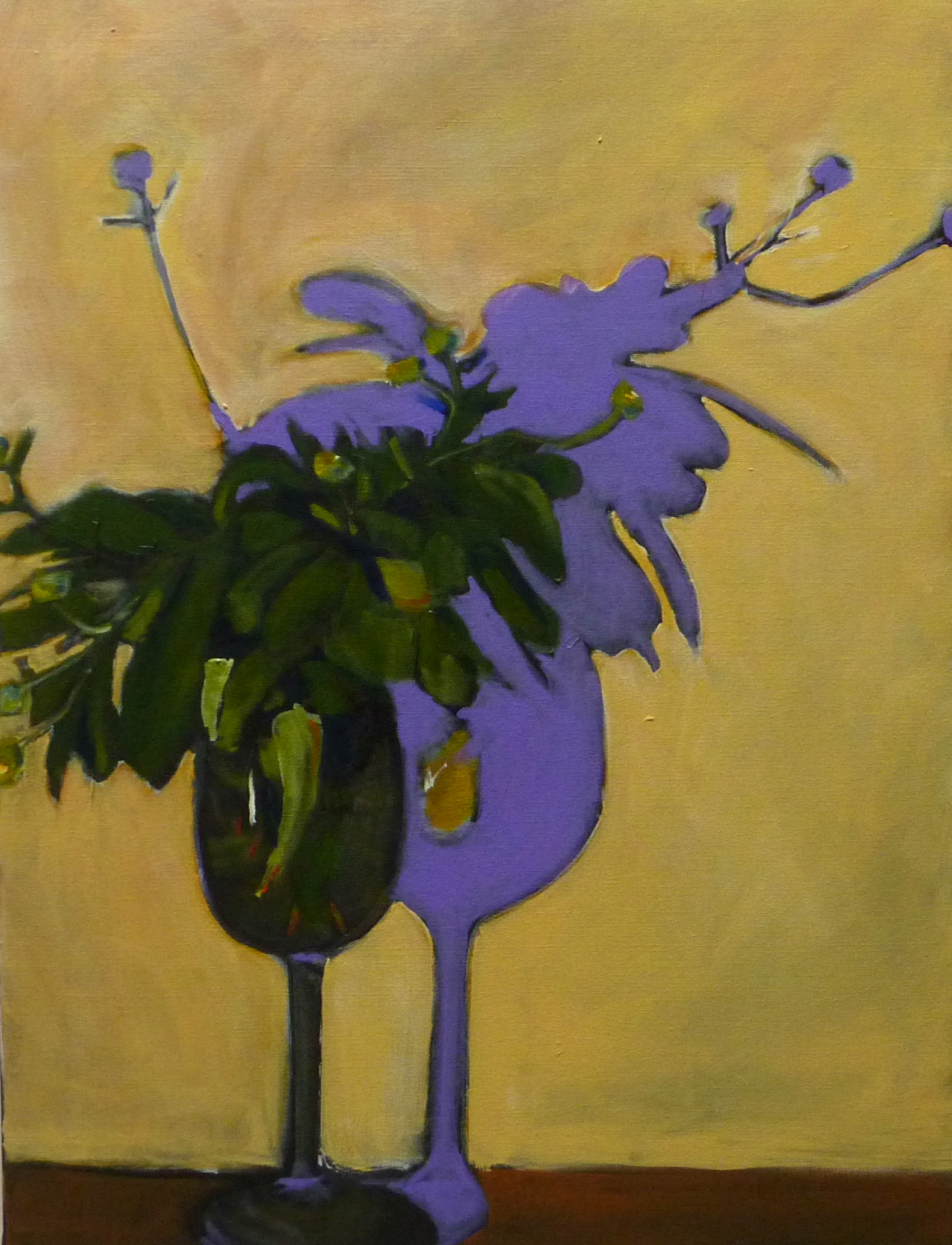 "Daisy Buds  24""x18"" Sep 26, 2015, 1-29 PM"